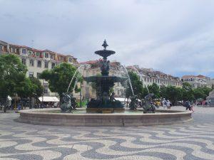 Praca da Rossio, Lisboa