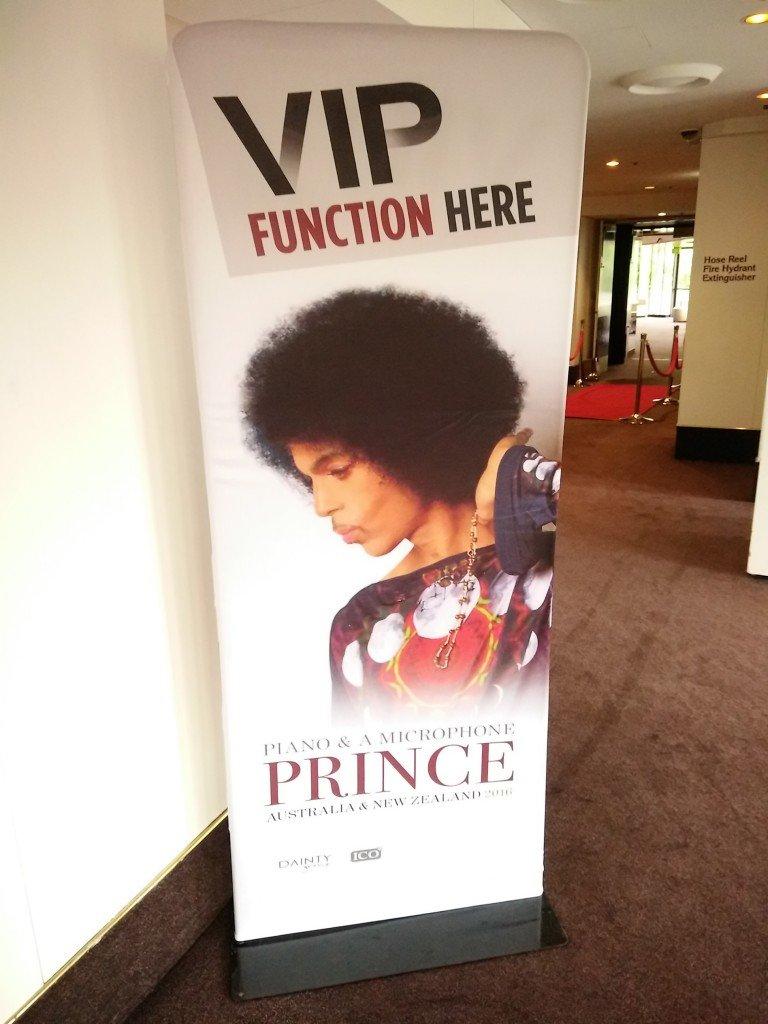 Prince: Piano & a Microphone Tour, Melbourne 2016 2