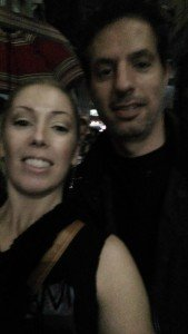 Selfie with Guy Oseary