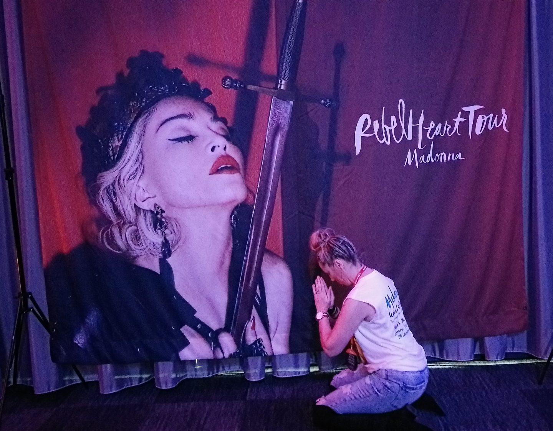 MADONNA: REBEL HEART TOUR, MELBOURNE 2016 25