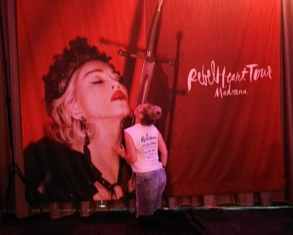 Madonna tour dates in Melbourne