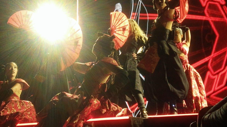 MADONNA: REBEL HEART TOUR, MELBOURNE 2016 3