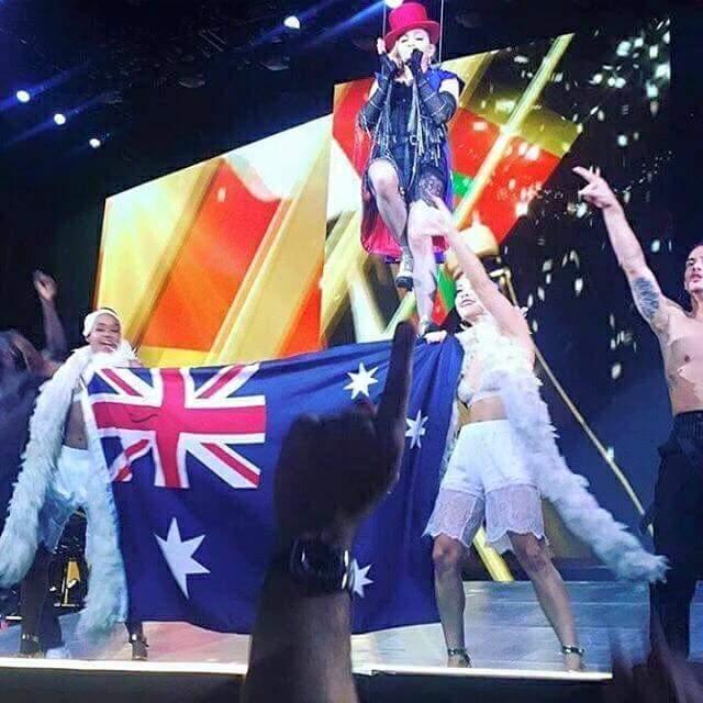 MADONNA: REBEL HEART TOUR, MELBOURNE 2016 21