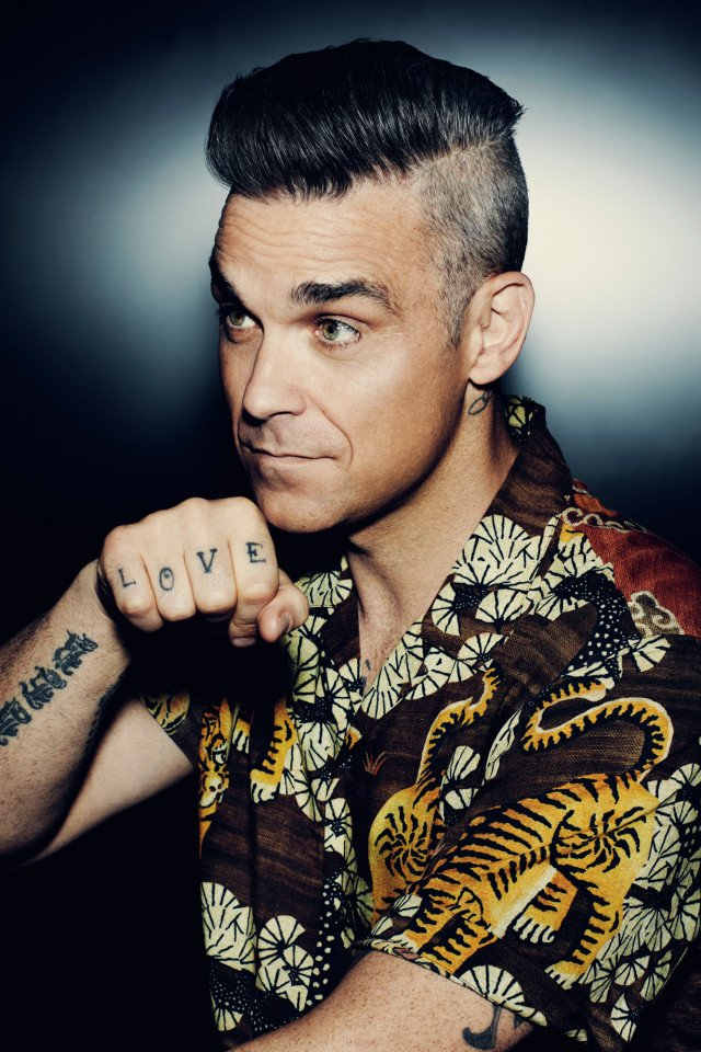 Robbie Williams: The Heavy Entertainment Show 2