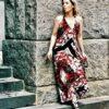 Vintage Zara Halter Neck Maxi Dress 4