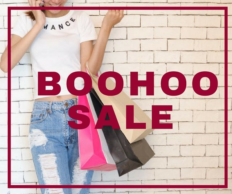 Latest Sales at Boohoo | Style & Life by Susana