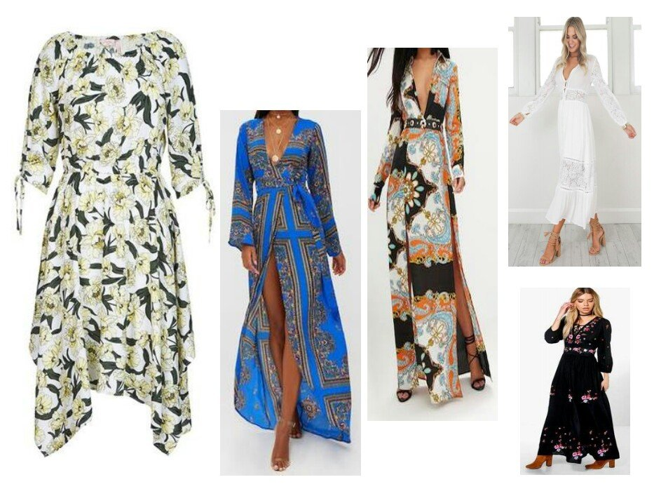Spring Maxi Dresses | Style & Life by Susana