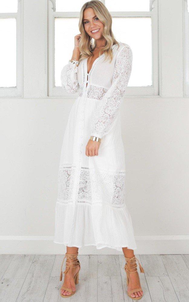 Showpo | Spring Maxi Dresses - Style & Life by Susana