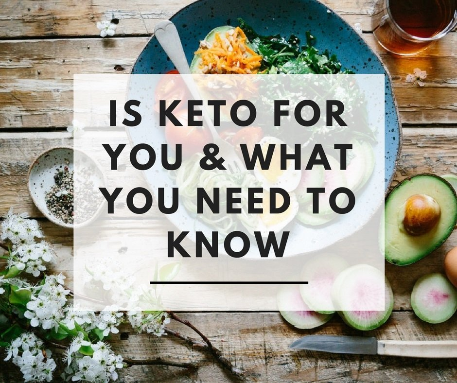 Is Keto for You and What You Need to Know | Style & Life by Susana