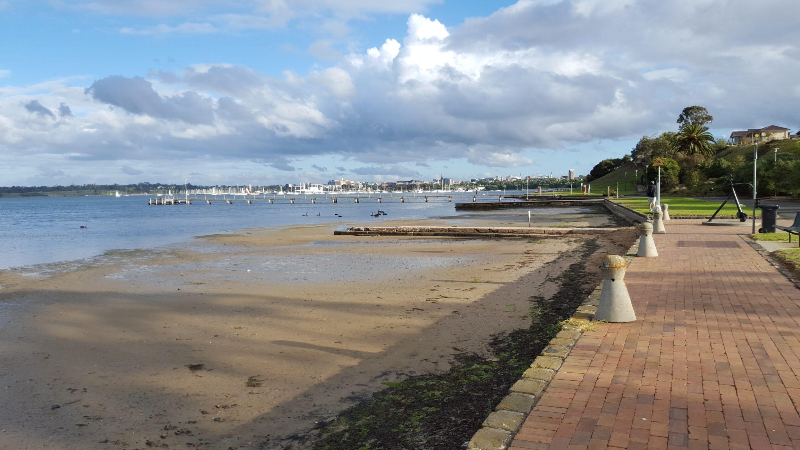Nautical Stripes & Rippleside Park, Geelong